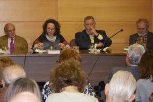 Tomo 4 en la Asociación Psicoanalítica de Madrid