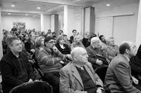 Público en presentación Viaje Complejidad
