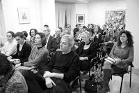 Público en presentación APM