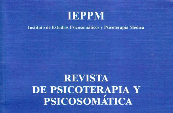 Portada Revista de Psicoterapia y Psicosomática