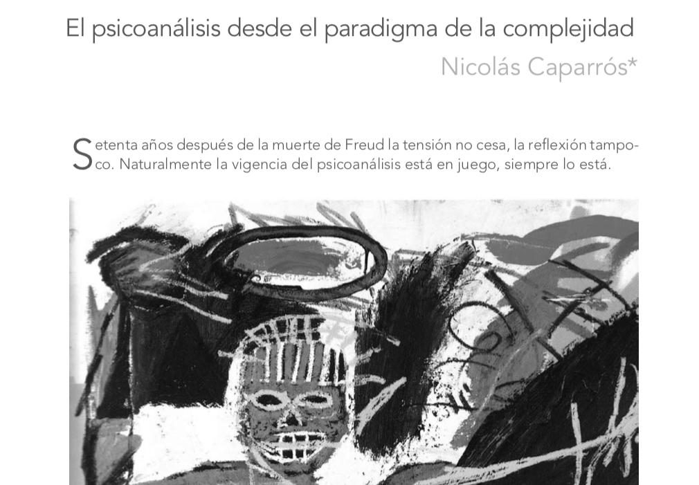 Atopos nº 9 (Nicolás Caparrós)